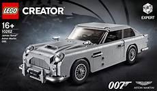 lego 10262 bond 007 aston martin db5 car vehicle