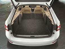 Der Neue Skoda Superb Combi Mit Noch Mehr Platz Und Technik