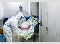 coronavirus strain in china