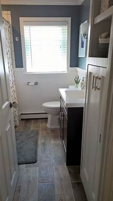 bath remodel storm cloud color by sherwin williams lowe s