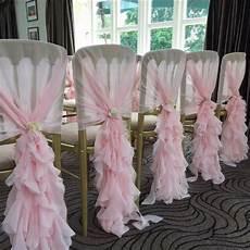 free shipping 50pcs chiffon chair hood for wedding theme