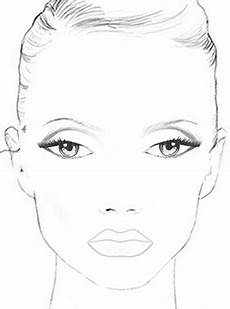 colouring pages of s faces 17844 chart jpg 403 215 542 color charts and makeup charts