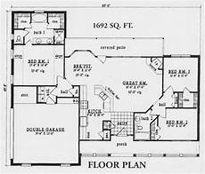 1600 square foot ranch house plans his and her closets the best 1600 sq ft house plans