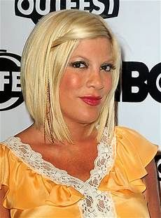 tori spelling hairstyles wallpaper 1 of 2