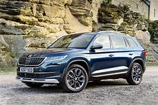 rugged looks for skoda kodiaq scout specs and prices