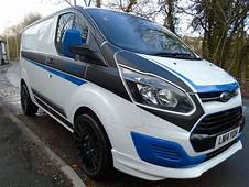 2014 FORD TRANSIT CUSTOM WITH M SPORT STYLING 1 OWNER For