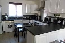 cuisine noir et blanc decorar cocinas en blanco y negro colores en casa