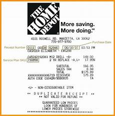5 benefits of using home depot receipt template hennessy events