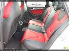 black magma interior rear seat for the 2013 audi s4 3 0t quattro sedan 71040364 gtcarlot com