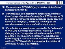 ppt npa 59 appendix 1 to jar ops 1 220 authorisation of aerodromes by the operator required