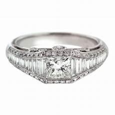 princess cut diamond engagement ring mouradian custom jewelry boston ma