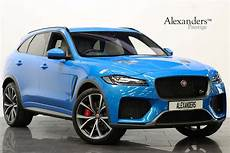 2019 19 Jaguar F Pace Svr 5 0 Supercharged V8 Auto Awd For