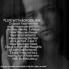Habe Ich Borderline - borderline personality disorder quotes search by