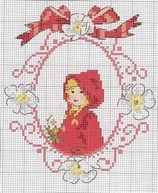 tappeti punto croce schemi punto croce cappuccetto rosso puntocroce