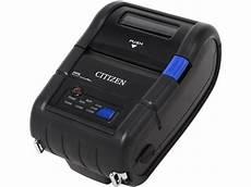 citizen cmp 20 2 quot mobile receipt printer 203 dpi serial