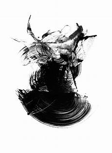 Abstract Black And White Artwork