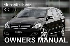 car service manuals pdf 2010 mercedes benz s class electronic valve timing mercedes benz 2008 r class r320 cdi r350 r550 4matic owners owner a