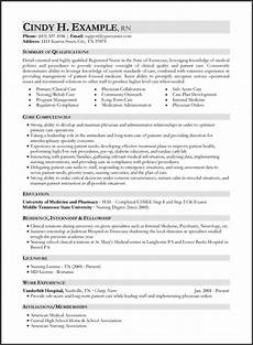 22 images of registered nurse biography template canbum net