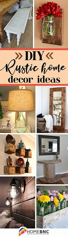 Rustic Home Decor Ideas 2019 by 39 Best Diy Rustic Home Decor Ideas And Designs For 2019