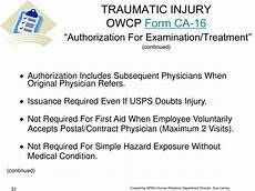 ppt federal injury compensation overview how does the