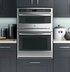 herd ofen kombi ge profile 30 in combination wall oven with