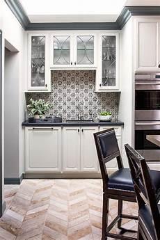 Backsplash For Black And White Kitchen Black And White Mosaic Kitchen Backsplash Tiles