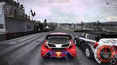 dirt rally playstation 4 gameplay