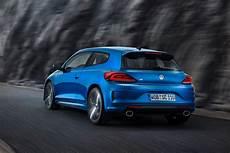 Volkswagen Scirocco R Specs 2014 2015 2016 2017 2018