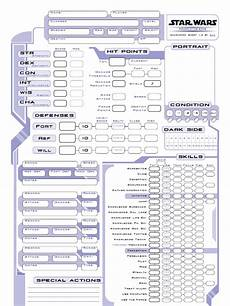 star wars ema s saga character sheet 1 0
