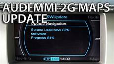audi navigation update 2017 how to update audi mmi 2g maps gps navigation a4 a5 a6 a8