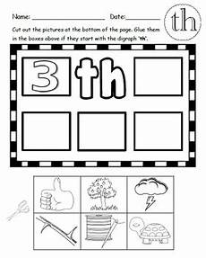 th digraph worksheets by kindergarten swag teachers pay
