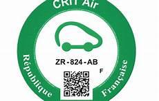 La Vignette Crit Air Obligatoire 224 Environnement