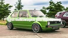 best volkswagen golf mk1 tuning 2016