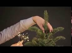 1 2glow led weihnachtsbaum lichterkette