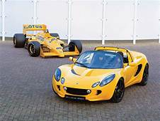Lotus Elise 99T  Yellow Front 1280x960