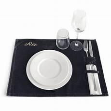 Set De Table Personnalis 233 Une Id 233 E De Cadeau Original