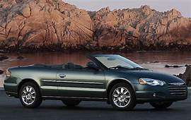 Used 2006 Chrysler Sebring Convertible Pricing  For Sale