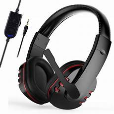 Vitog G001 Gaming Headset Hifi Surround by Gaming Headset For Ps4 Pc Eeekit 3 5mm Noise Cancelling