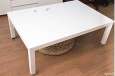 Deer Retaper Un Basique La Table Basse Ikea