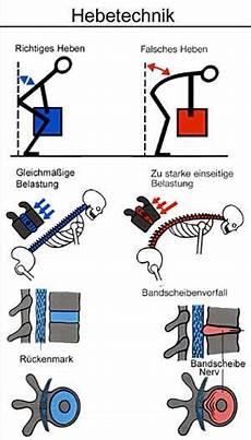 Rückenschonendes Arbeiten Im Alltag - praxis f 252 r osteokinetik birgit breiteneicher velden