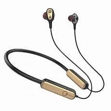 Bakeey Mini Bluetooth Wireless Bass Neckband by Bakeey N33 Hd Voice Bluetooth 5 0 Dual Dynamic Drivers Tf