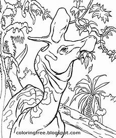 coloring pages of realistic dinosaurs 16754 free coloring pages printable pictures to color drawing ideas prehistoric jurassic world