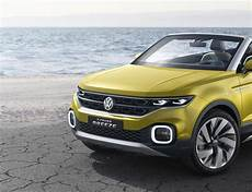 Volkswagen Polo Based T Cross Compact Suv To Be Revealed