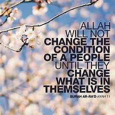 Quot Sesungguhnya Allah Tidak Akan Mengubah Nasib Suatu Kaum K