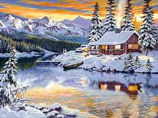 Winter Wallpaper Beautiful Canada canadian winter other nature background
