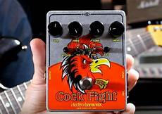 fight pedal review electro harmonix fight pedal guitarworld