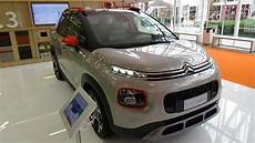 c3 aircross shine 2018 citroen c3 aircross bluehdi 120 shine exterior and
