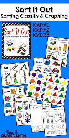 math worksheets sorting by attributes 7753 sorting classifying and graphing by measurable attributes busy boards sorting kindergarten
