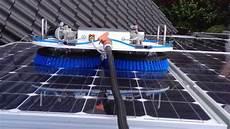 photovoltaikanlagen reinigung selber gebaut