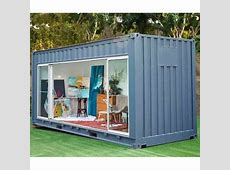 Customisable shipping containers go on sale as Australia?s